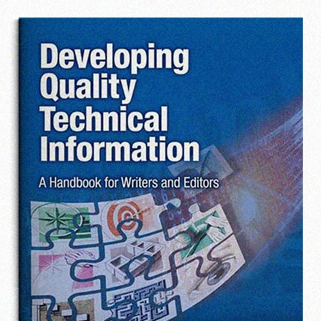 Developing Quality Technical Information_1. 매뉴얼 잘만들기