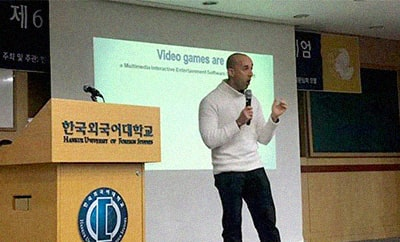 'Video Games Localization' 강연 참관기