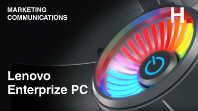 Lenovo Enterprize pc 제품 소개 영상