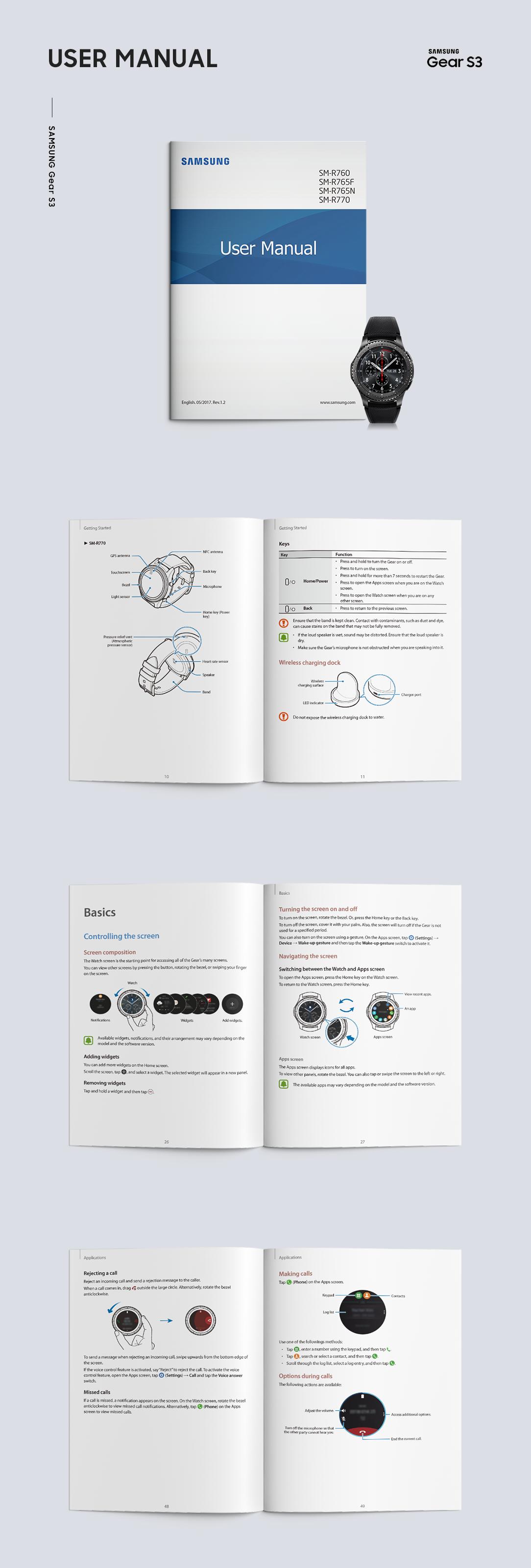 Gear S3 portfolio image