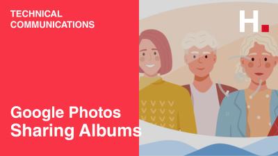 [Google Photos] Sharing Albums