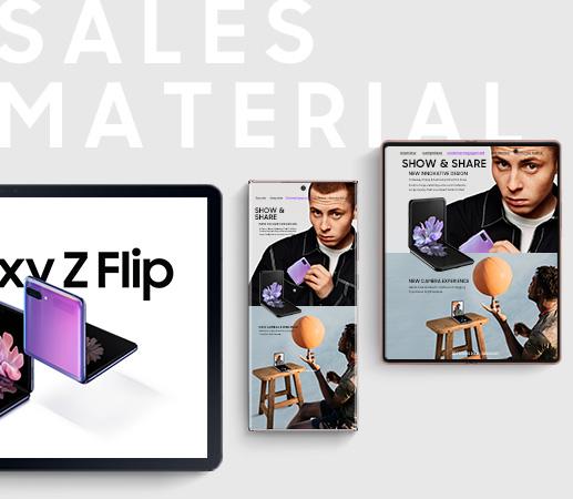 Sales Material image