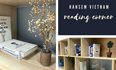 """""""Drop Everything and Read"""" Challenge in Hansem Vietnam"""